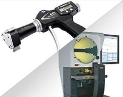 ボアゲージ・投影機・画像測定機